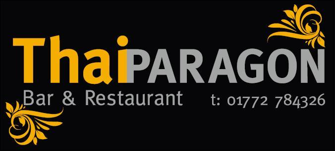 Thai Paragon Restaurant Longridge Preston